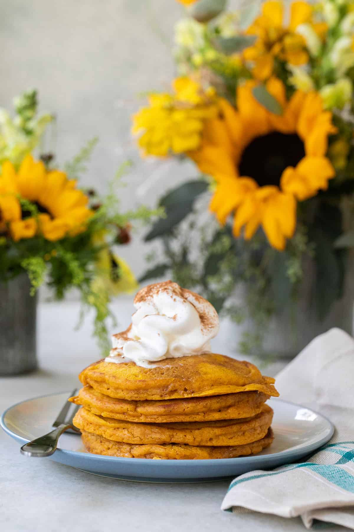 pumpkin pancake toppings