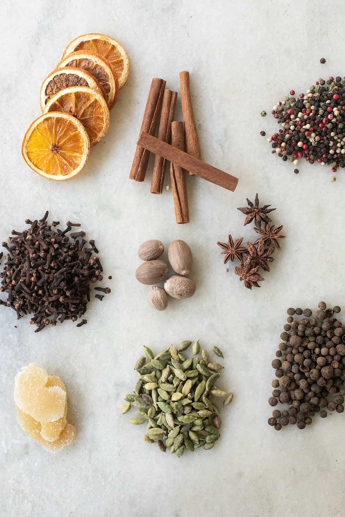 mulling spices ingredients